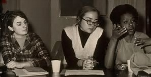 hillary with other college girls